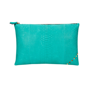 MATT ZIP CLUTCH_MINT