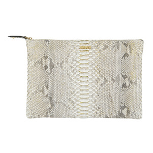 [불르아]LUA CLUTCH_NATURAL GOLD