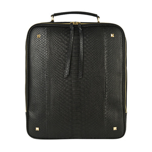 [불르아]CHANEU BACKPACK_BLACK